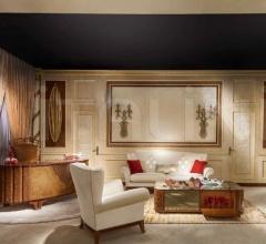 Трехместный диван Arts DI 26 фабрика Carpanelli