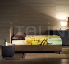 Итальянские кровати - Кровать Notturno 2 фабрика Flou
