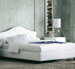 Итальянские кровати - Кровать Peonia фабрика Flou