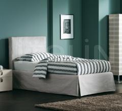 Итальянские кровати - Кровать Plaza фабрика Flou
