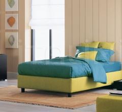 Итальянские кровати - Кровать Sommier фабрика Flou