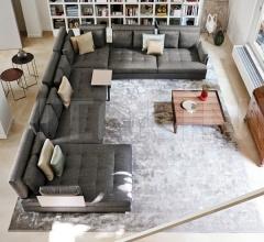 Модульный диван Hemingway фабрика Swan