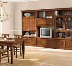 Итальянские мебель для тв - Стенка AL9300 фабрика Santarossa