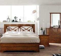 Итальянские кровати - Кровать AL016 фабрика Santarossa