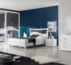 Итальянские кровати - Кровать LMB014/LMB015/LMB016/LMB017 фабрика Santarossa