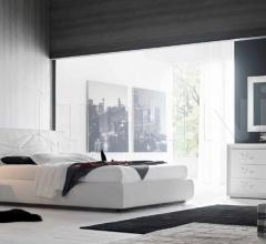 Итальянские кровати - Кровать LMB054/LMB055/LMB057/LMB058 фабрика Santarossa