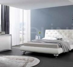 Итальянские кровати - Кровать ZIB505/ZIB575/ZIB508/ZIB578 фабрика Santarossa