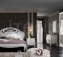 Итальянские кровати - Кровать LMB117/LMB118 фабрика Santarossa