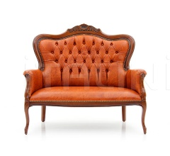 Двухместный диван Foglia 0218D фабрика Seven Sedie