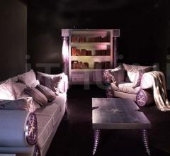 Трехместный диван 1912 DV3AK фабрика Colombostile