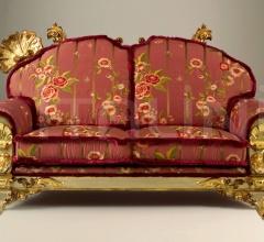 Двухместный диван 3586 DV2-A фабрика Colombostile