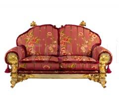 Двухместный диван 3587 DV2-A фабрика Colombostile