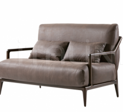 Двухместный диван Loveseat 1020 фабрика Selva