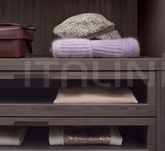 Итальянские шкафы гардеробные - Шкаф Vogue фабрика Flou