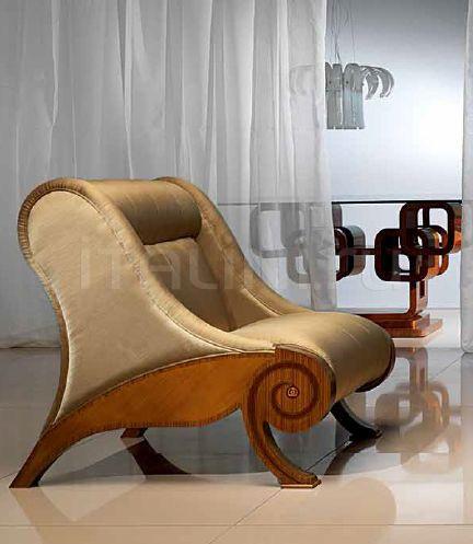 Кресло Glamour PO 21 Carpanelli