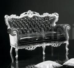 Двухместный диван Palermo 9102D фабрика Seven Sedie