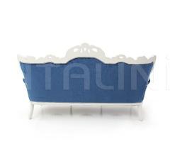 Трехместный диван Palermo 9102E фабрика Seven Sedie
