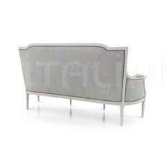 Трехместный диван Victoria 9490E фабрика Seven Sedie