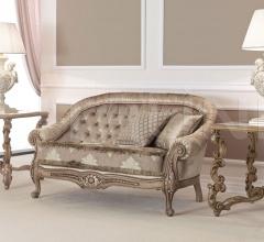 Двухместный диван Europa 9650D фабрика Seven Sedie