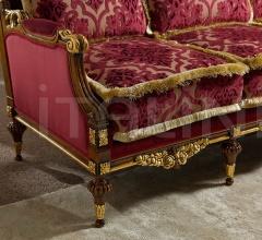 Трехместный диван Giove 9830E фабрика Seven Sedie