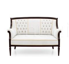 Двухместный диван Desmi 9193D фабрика Seven Sedie