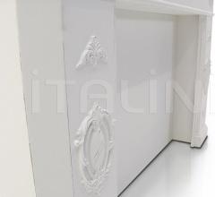 Каминный портал Calidus 00CM02 фабрика Seven Sedie