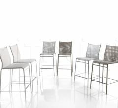 Барный стул LIU фабрика Bontempi Casa