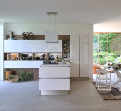 Кухня Oyster Pro фабрика Veneta Cucine