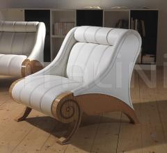 Кресло Glamour PO 21 фабрика Carpanelli