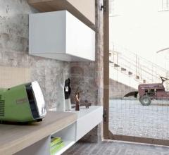 Итальянские модульные системы - Модульная система F100 Kube фабрика Santarossa