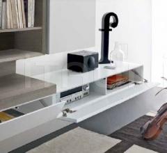Итальянские модульные системы - Модульная система F125 Line фабрика Santarossa