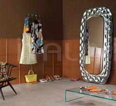 Настенное зеркало caldeira фабрика Fiam