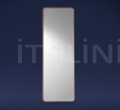 Итальянские настенные зеркала - Настенное зеркало Ermes фабрика Flou
