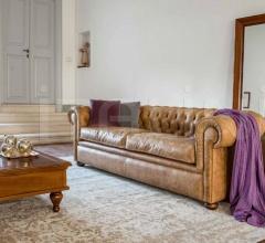 Трехместный диван Messier фабрика Tonin Casa