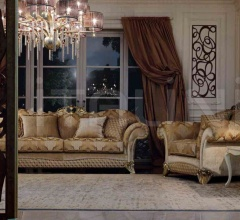 Трехместный диван S173 фабрика Giorgiocasa
