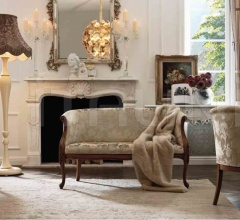 Двухместный диван S232 фабрика Giorgiocasa
