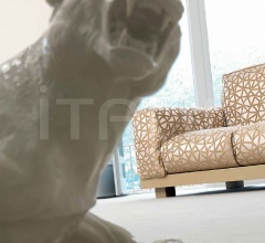 Трехместный диван ORIONE фабрика Zanaboni