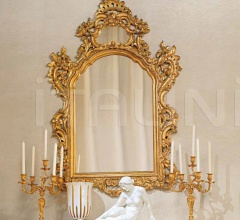 Настенное зеркало T48 фабрика Zanaboni