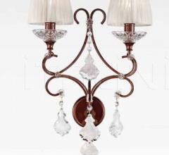 Итальянские настенные светильники - Настенный светильник 3101/2A фабрика Beby Group