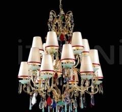Итальянские свет - Люстра 3318/18 фабрика Beby Group