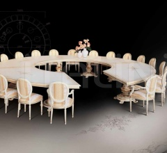Итальянские композиции - Композиция Conference TABLE 03 фабрика Angelo Cappellini