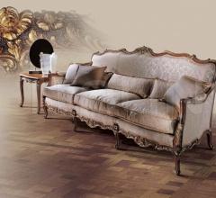 Трехместный диван 11571/D3 фабрика Angelo Cappellini
