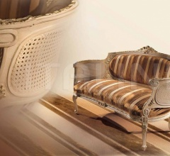 Двухместный диван 8857/LD2 фабрика Angelo Cappellini