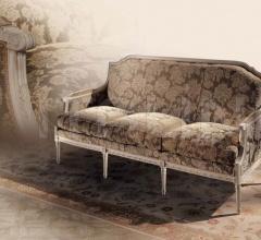 Трехместный диван 1573/D3 фабрика Angelo Cappellini