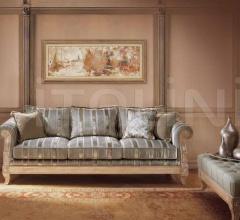 Трехместный диван 11080/D3 фабрика Angelo Cappellini
