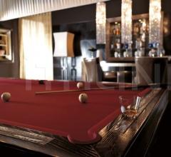 Итальянские бильярдные, игровые столы - Бильярд 610 фабрика Florence Collections