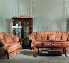 Двухместный диван 2872 фабрика Ceppi Style