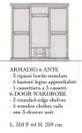 Шкаф Hilton Ferretti & Ferretti