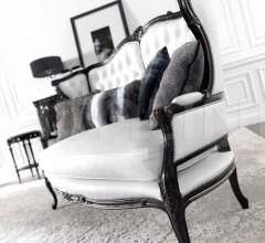 Двухместный диван HARRODS фабрика Gianfranco Ferre Home