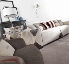 Трехместный диван AUSTIN GF-2043 фабрика Gianfranco Ferre Home
